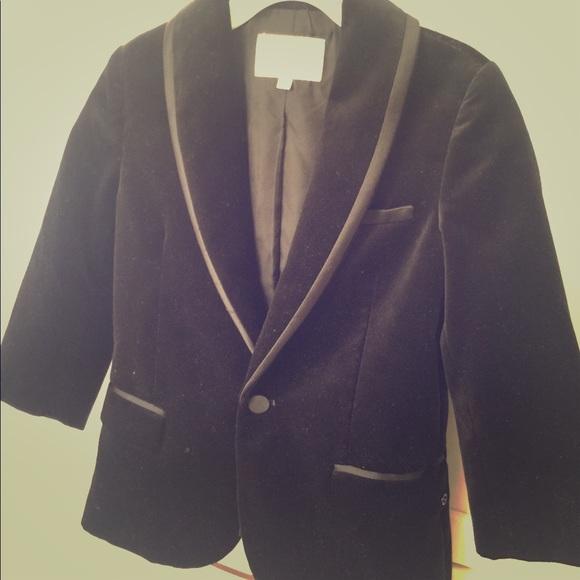 863b3116b Gucci Jackets & Coats | Velvet Tuxedo For Boys | Poshmark